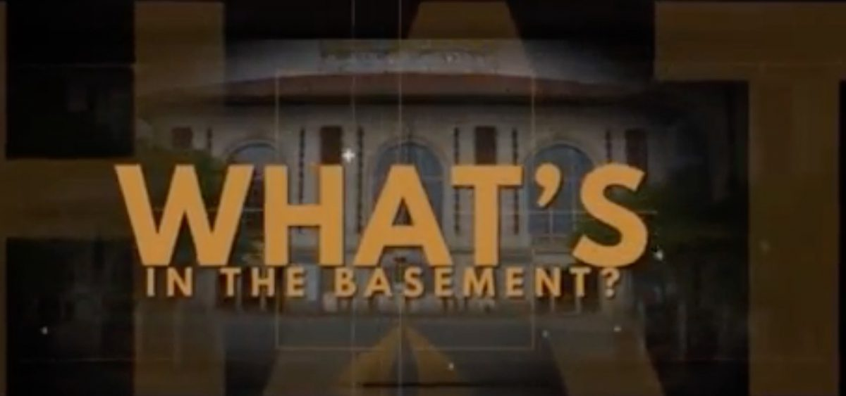 What's in the basement? title image